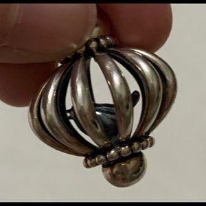 Lagos Bird Pendant and Necklace